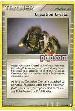 Cessation Crystal