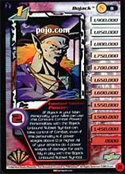 DBZ - Dragon Ball Z - CCG Card - 13.9KB