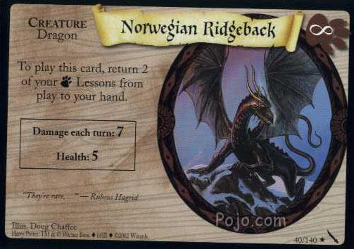 موسوعة المخلوقات السحرية !! NorwegianRidgeback