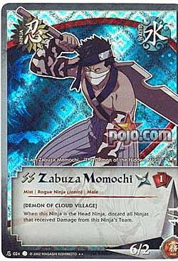 Zabuza Demon Shroud  Zabuza Demon Shroud