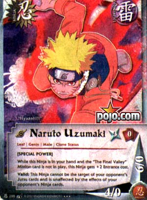 naruto cards new posters