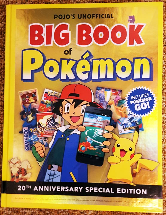 Big Book of Pokemon 20