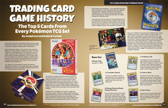 Pokemon TCG History