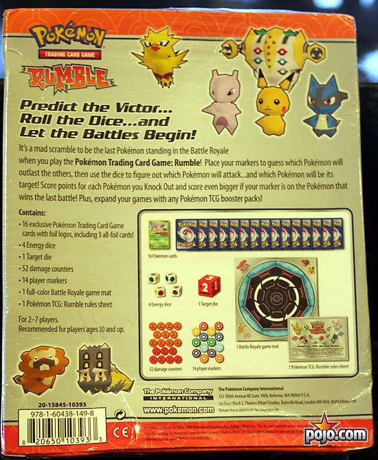 Pojo's Pokemon Site - Nintendo Gameboy Strategies, Cards