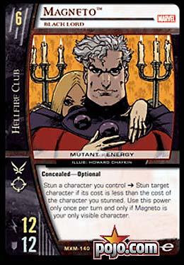 Marvel Vs. DC Cards
