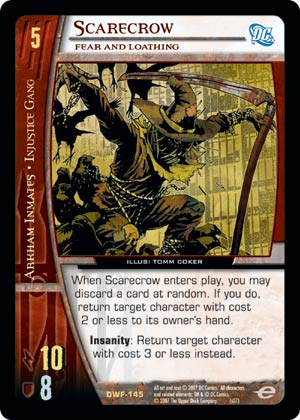 Vs system trading cards