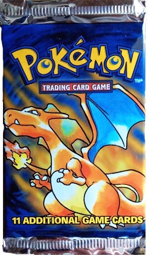 Original Pokemon Booster Pack