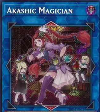 Akashic Magician