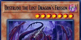 Destrudo the Lost Dragon's Frisson