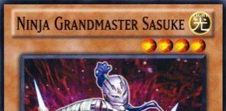 Ninja Grandmaster Sasuke