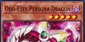 Odd-Eyes Persona Dragon