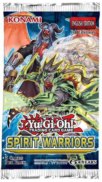 Spirit Warriors