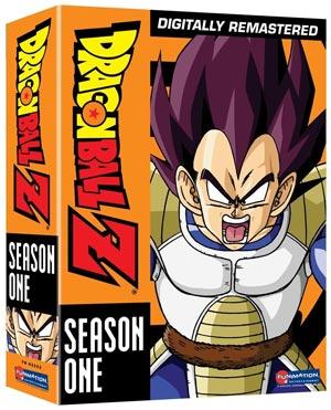 DBZ Season 1 Uncut