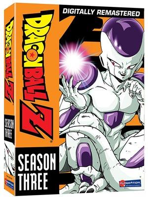 DBZ Season 3 Uncut