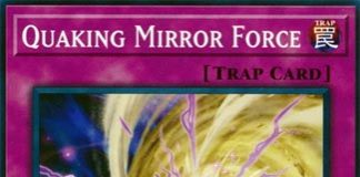 Quaking Mirror Force