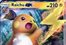 Raichu-GX