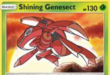 Shining Genesect
