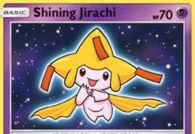 Shining Jirachi