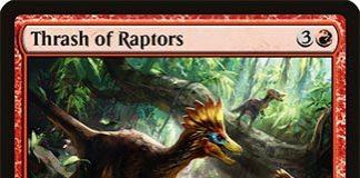 Thrash of Raptors