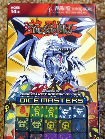Dice Masters YuGiOh