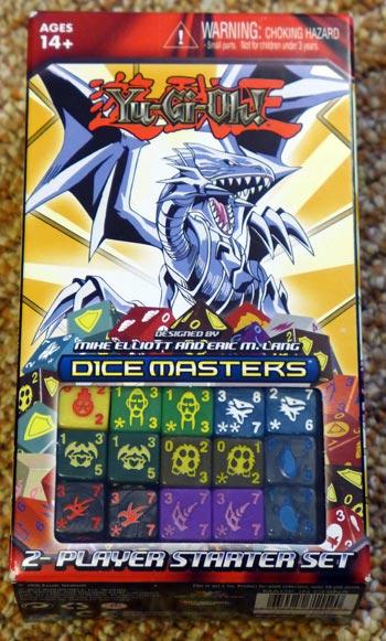 Dice Masters Yu-Gi-Oh!