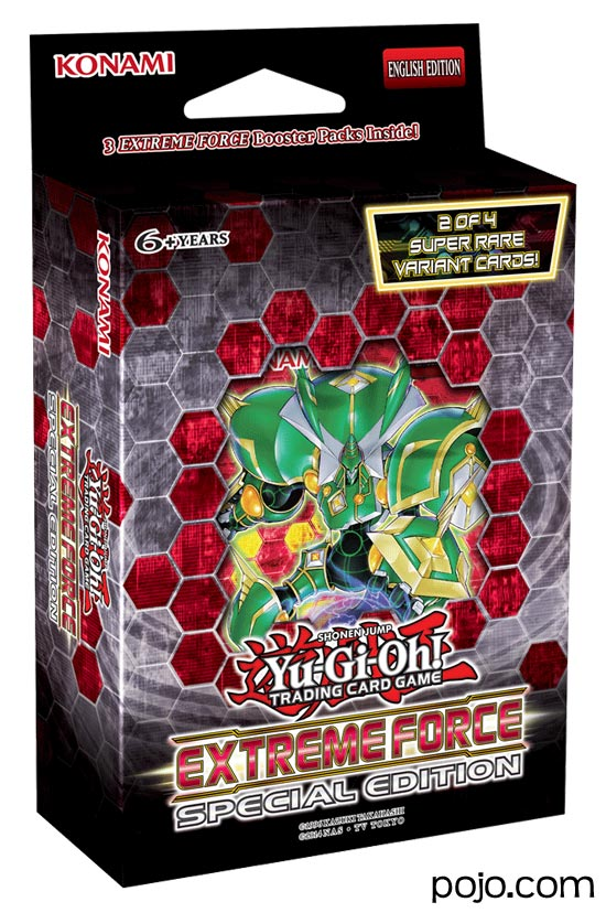 Extreme Force Special Edition