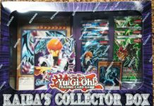 Kaiba's Collector Box is in stores now!