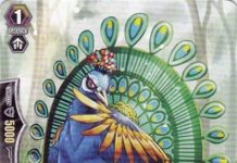 Protractor Peacock