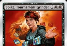 Spike, Tournament Grinder