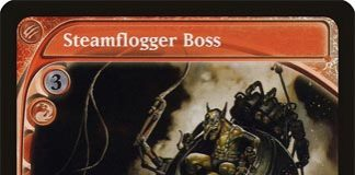 Steamflogger Boss