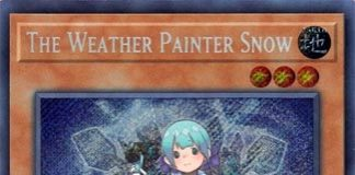 The Weather Painter Snow