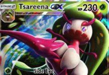Tsareena-GX