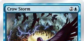 Crow Storm