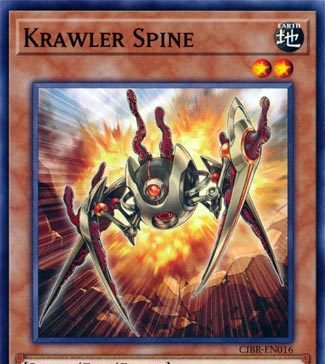 Krawler Spine