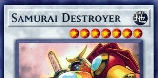Samurai-Destroyer