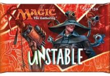 Unstable Booster MTG
