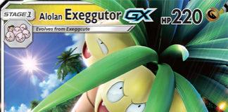 Alolan Exeggutor-GX
