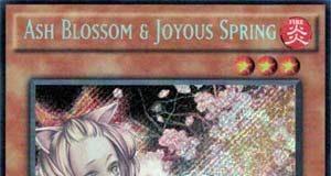 Ash Blossom & Joyous Spring