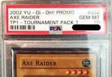 Axe Raider YGO