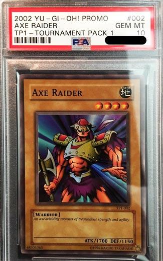 Axe Raider