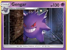 Gengar - Crimson Invasion