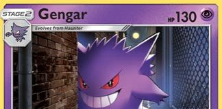 Gengar - Crimson Invasion