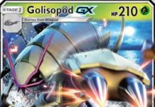 Golisopod-GX