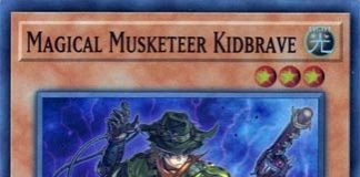 Magical Musketeer Kidbrave