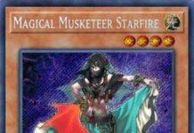 Magical Musketeer Starfire