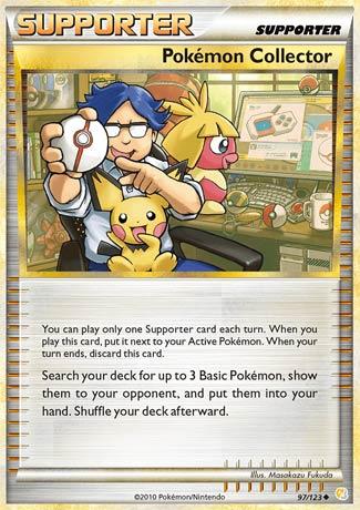 Pokémon Collector
