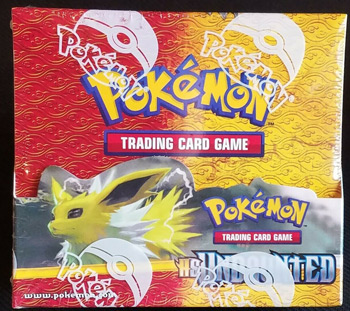 Pokemon HS Undaunted - Sealed Booster Box