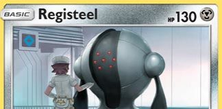 Registeel (Crimson Invasion CRI 68)