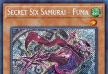 Secret Six Samurai - Fuma