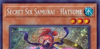 Secret Six Samurai - Hatsume